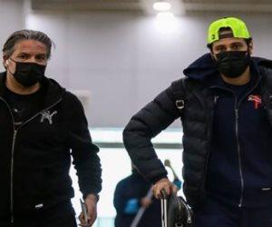 بعثة الزمالك تصل تونس استعدادا لمواجهة الترجي في دوري الأبطال