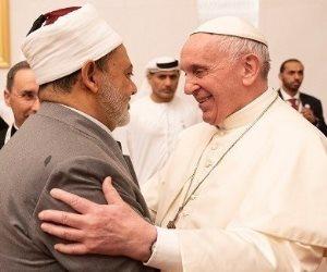 شيخ الأزهر: زيارة أخي البابا للعراق تحمل رسالة سلام وتضامن لكل الشعب العراقي