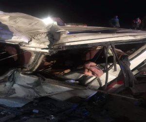 النيابة العامة تأمر بحبس قائد السيارة النقل بحادث الكريمات