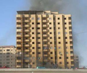 بعد حريق استمر 28 يوما.. إزالة عقار فيصل من أسفل لأعلى لتخفيف الأحمال وعودة سكان العقارات المحيطة