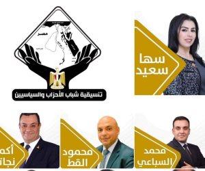 """شبابا """"تنسيقية الأحزاب"""" يحصدون مقاعد اللجان النوعية بمجلس الشيوخ"""