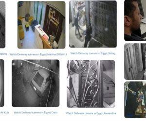 «النيل» للأخبار تبرز تحقيق صوت الأمة عن اختراق كاميرات مراقبة في مصر
