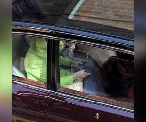 أزمة دوقة ساسكس.. كاميرا تكشف سلوك الملكة إليزابيث تجاه ميجان بعد «شكاوى عرقية»