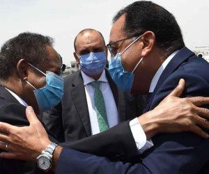 مصر والسودان يبحثان تنفيذ مشروعي الربط الكهربائي ويطالبان إثيوبيا بـ«حسن النية» في ملف سد النهضة