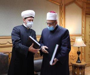 وكيل الأزهر: مستعدون لتقديم الدعم للمشروعات العلمية التي تخدم الإسلام والمسلمين