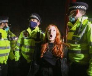 بعد اتهام ضابط بخطف وقتل سيدة.. غضب في بريطانيا ضد الشرطة