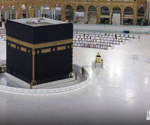 من التعليق حتى العودة.. الصلاة داخل المسجد الحرام بزمن كورونا (صور)
