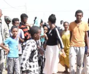 ارتفاع عدد اللاجئين الإثيوبيين المُسجلين في السودان إلى 75 ألفا