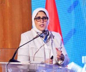 """وزيرة الصحة: شهر يوليو يشهد توريد 1,9 مليون جرعة لقاح كورونا من """"كوفاكس"""""""