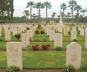 هبة المصريين للجنود الحلفاء.. ما لا تعرفه عن مقابر «الكومنولث» في بورسعيد