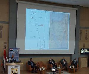 """في ذكرى عودة طابا.. """"فوده"""" يفتتح فرع جامعة الملك سلمان ومتحف الآثار وإنشاء محطات للغاز الطبيعي"""