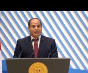 في عيد ميلادها.. الرئيس السيسي: تحية فخر وتقدير واعتزاز للمرأة المصرية