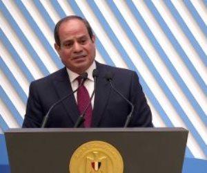 الرئيس السيسي: حريصون أن يكون قانون الأحوال الشخصية متوازن للجميع