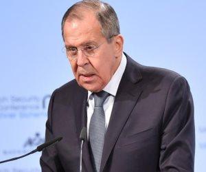 """معركة جديدة بين أوروبا وروسيا.. وزير خارجية موسكو يدعو لمواجهة """"أجندة الغرب الفكرية"""""""