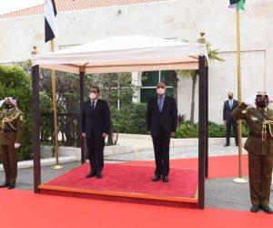 مصطفى مدبولى: توجيهات من الرئيس السيسي بالعمل على دعم العلاقات مع الأردن