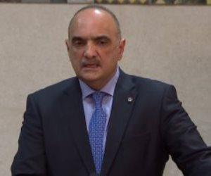 رئيس وزراء الأردن: نساند مصر فى ملف سد النهضة وندعم حقها فى مياه النيل