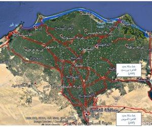 بـ6 مليارات يورو.. مشروع قطار كهربائي يربط 3 محافظات مصرية