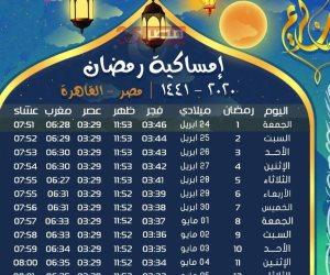 البحوث الفلكية: رمضان 30 يوما وآخر أيامه فلكيا الأربعاء 12 مايو