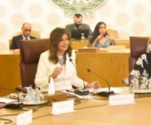 ضمن فعاليات يوم المرأة العربية.. المجلس العربي للمسؤولية المجتمعية يكرم وزيرة الهجرة