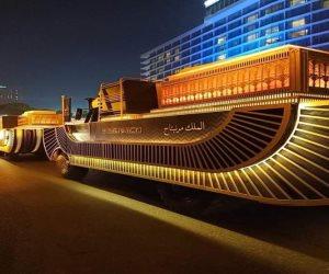 الرحلة الذهبية.. أول فيديو من الحملة الدعائية لموكب المومياوات الملكية