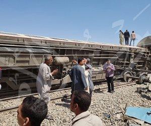أول تعليق من وزير النقل على حادث قطاري سوهاج: سنحاسب المقصرين