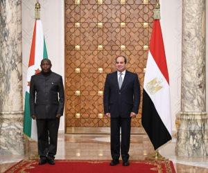 الدبلوماسية المصرية كلمة السر.. كيف عادت القاهرة «قبلة» لزعماء قارة إفريقيا؟