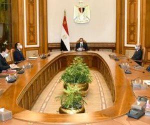 تقارير أمام الرئيس السيسي: حادث قطاري سوهاج وملابساته والتحقيقات