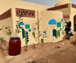 إعادة إعمار 41 منزلا.. زغاريد أهالي «الغريرة» بالأقصر تستقبل «حياة كريمة»
