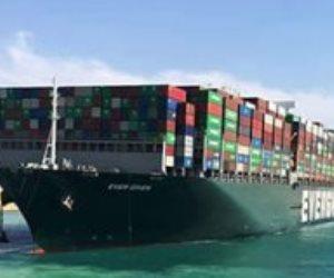 رقمان قياسيان في تعويم السفينة EVER GEVEN.. والرئيس السيسي يستعرض نتائج التحقيقات