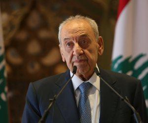 رئيس البرلمان اللبناني: الدولة في خطر إذا لم تتألف حكومة