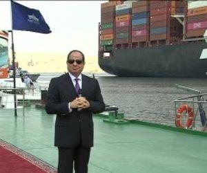 الرئيس السيسى: تحرك إضافى خلال الأسابيع القادمة فى موضوع سد النهضة