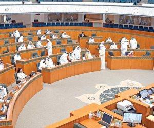 الحكومة الكويتية تؤدى اليمين الدستورية أمام مجلس الأمة