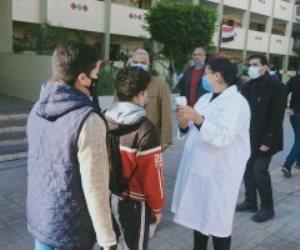 تلاميذ النقل يتحدون كورونا.. 9 ملايين طالب النقل يؤدون «امتحان مارس» وسط إجراءات احترازية