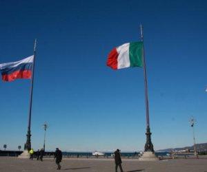بوادر صدم روسي إيطالي بعد طرد اثنين من أفراد البعثة الدبلوماسية الروسية من روما