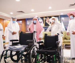 لأول مرة.. استخدام الروبوتات والعربات الكهربائية لتطوير تقديم الخدمات داخل المسجد الحرام