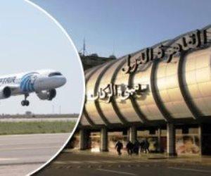 بعثة الزمالك تصل مطار القاهرة تمهيدا للسفر إلى الجزائر