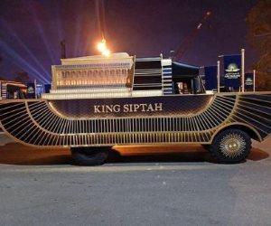 خلال ساعات .. العالم يترقب مشهد نقل المومياوات الملكية لمتحف الحضارة