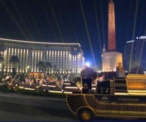 موكب المومياوات الملكية يتصدر عناوين وشاشات وسائل الإعلام العالمية: احتفال فخم بتاريخ مصر