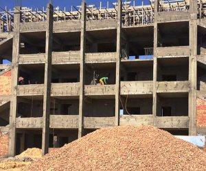 """مشروعات سكنية وصرف صحي.. قطار """"حياة كريمة"""" يصل الوادي الجديد لدعم 28 قرية"""