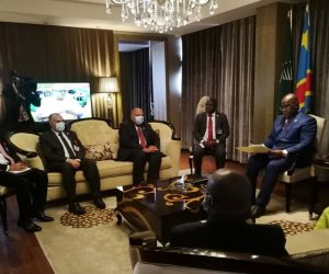 الرئيس السيسي: مصر لديها نية سياسية صادقة للتوصل لاتفاق حول سد النهضة
