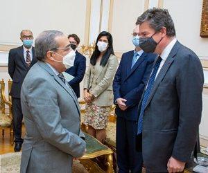 السفير البلجيكى بالقاهرة: موكب المومياوات فخر لكل مصري والإنسانية كلها