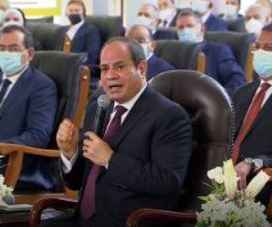 الرئيس السيسي يُذكر بها العالم من جديد.. ماذا قال رئيس وزراء إثيوبيا عندما زار القاهرة عن حق مصر في مياه النيل؟ (فيديو)