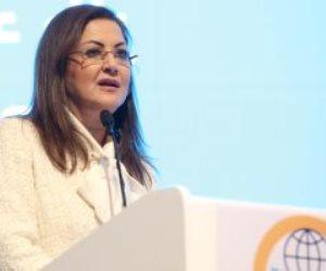وزيرة التخطيط: حقوق الانسان تعد مفتاح رئيسى لمواجهة فيروس كورونا