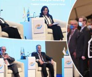 تفاصيل الجلسة الثانية لمؤتمر «حقوق الإنسان.. بناء عالم ما بعد الجائحة»