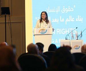 المشاركون في مؤتمر «حقوق الإنسان.. عالم ما بعد الجائحة»: حقوق الإنسان منظومة متكاملة.. وندعو المؤسسات التشريعية الأوروبية والأمريكية إلى زيارة مصر