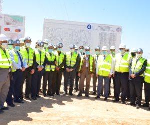 الكهرباء: مشروع محطة الضبعة يحقق نموا اقتصاديا واجتماعيا من خلال توليد الطاقة