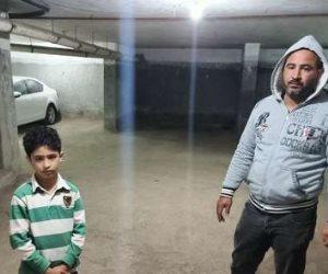 القبض على قائد السيارة المتهم بصفع طفل بوحشية في الدقهلية