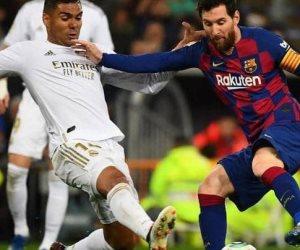 """هذه الأسباب ترجح كفة برشلونة على ريال مدريد في """"الكلاسيكو"""""""