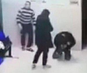 مشاهد لا تصدق.. إشادات بطبيب بطل أنقذ طفلة فلسطينية بسرعة وحسن تصرف