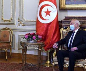 الرئيس التونسى يستقبل رئيس الوزراء فى مقر إقامته بقصر القبة